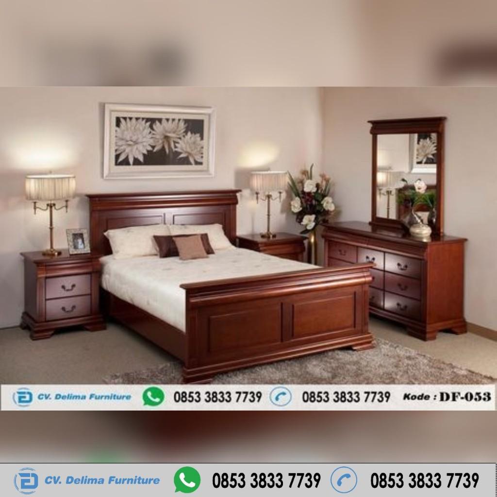 Set Kamar Tidur Minimalis Klasik Moderen Untuk Pengantin